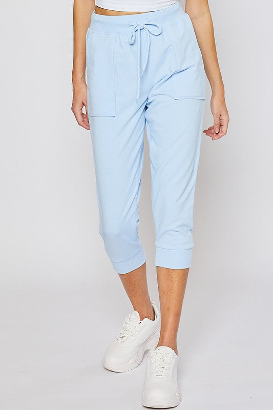 Boyfriend Reflex Joggers In Blue