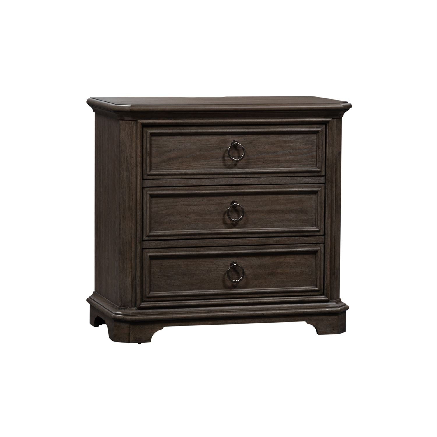 Townsend Place 3 Drawer Bedside Chest/Night Stand