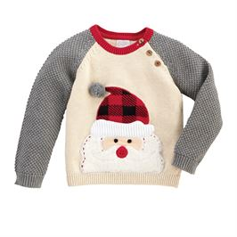 Alpine Santa Sweater