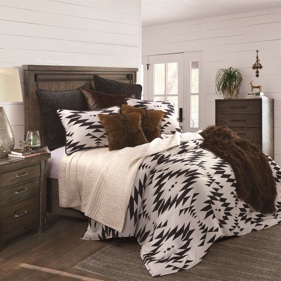 Amelia 3 PC Comforter Set - Super Queen