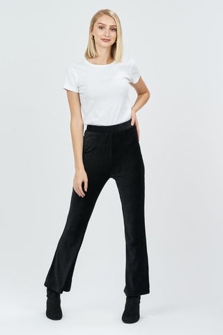Anita Flare Pants - Black