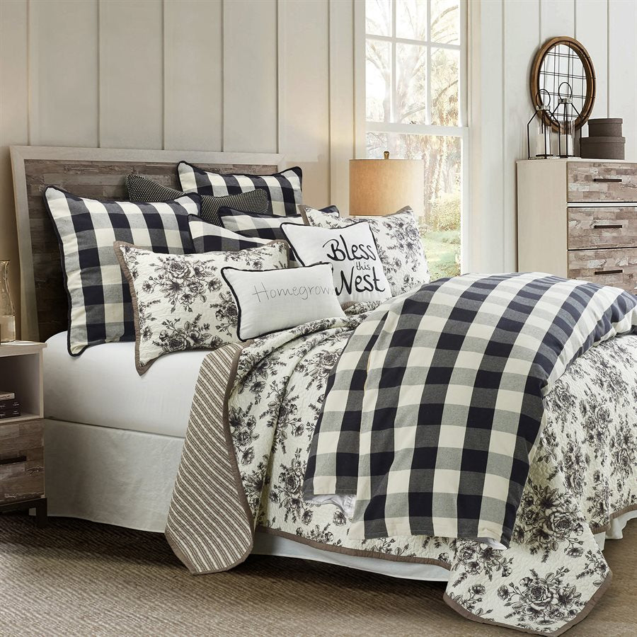 Camille 3 PC Comforter Set - Super Queen