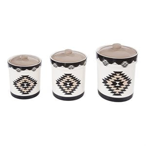 Chalet 3PC Canister Set