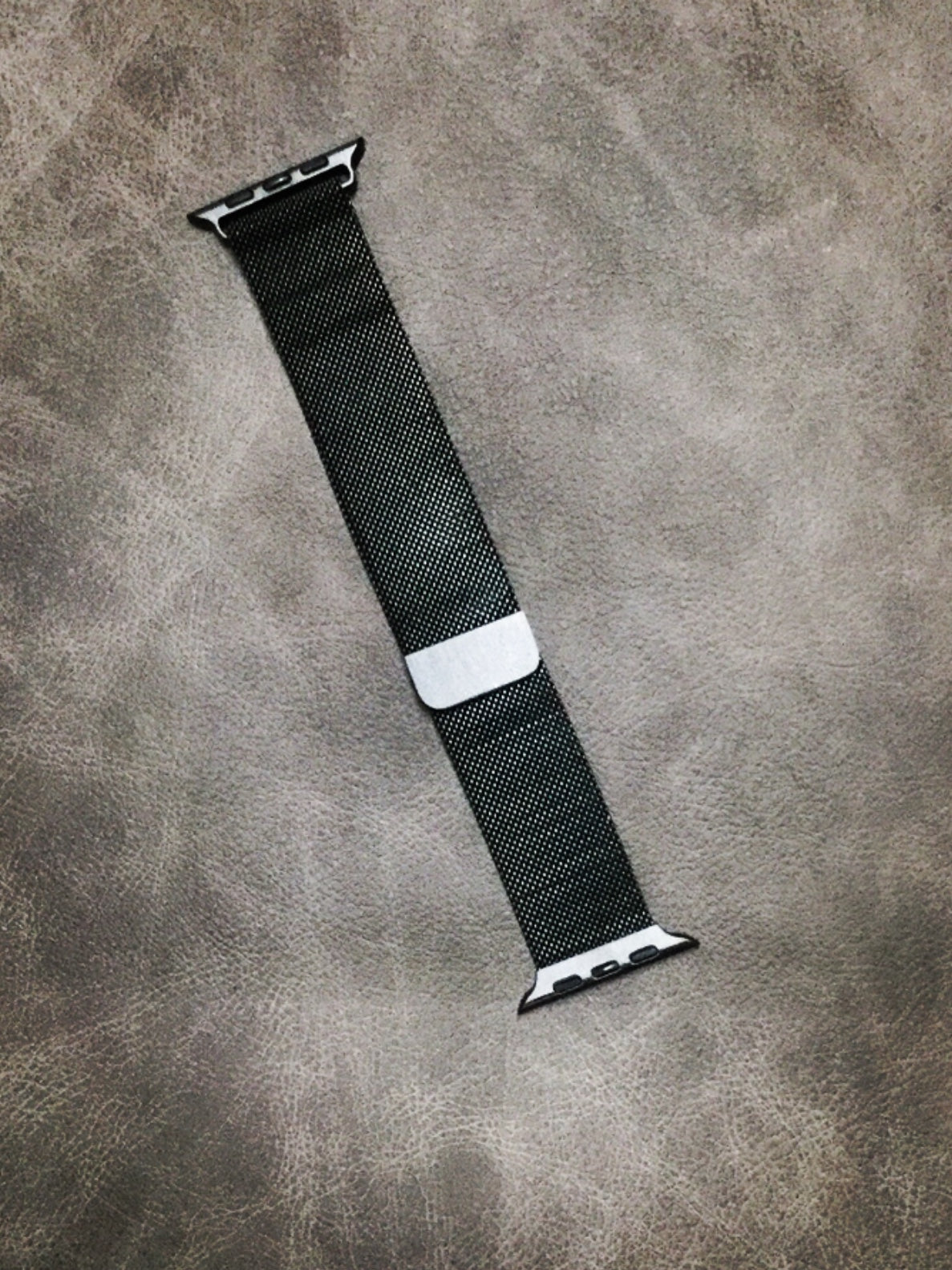 Black Magnetic Watch Band