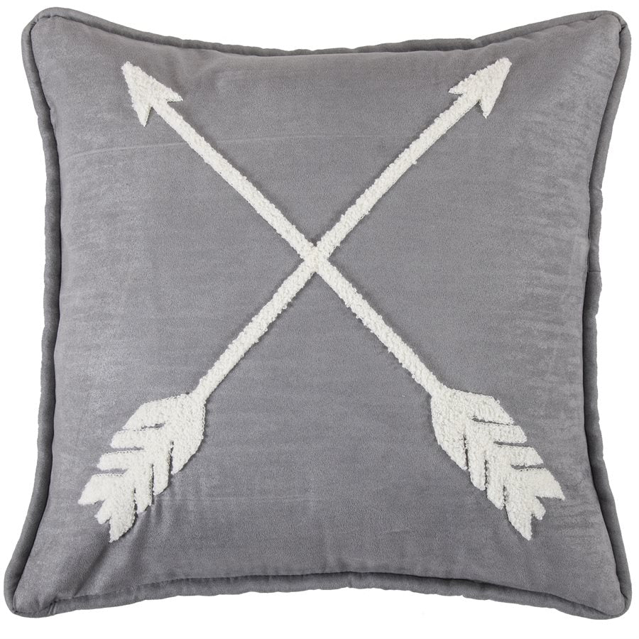Free Spirit 18x18 Arrow Pillow