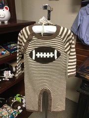 Football Sweater One-Piece
