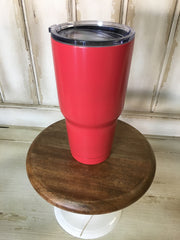 Red/Coral 30 oz Our Cups