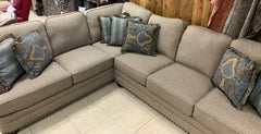Maverick Fabric Sectional