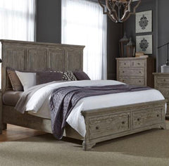 Highland King Bed