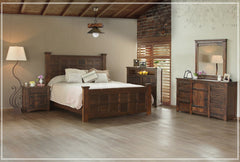 Mezcal King/Queen Size Bedroom Set - Memorial Day Special!