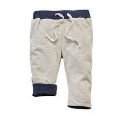 Reversible Pants - Gray