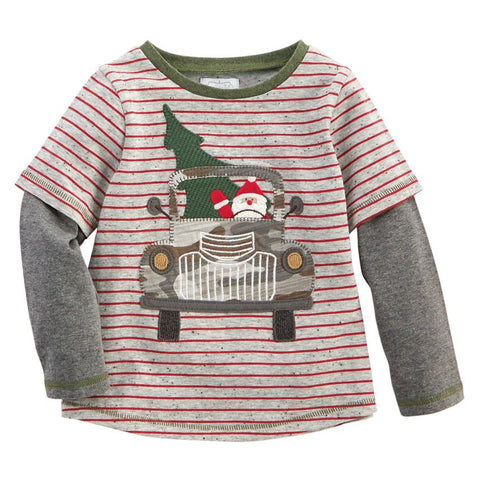 Santa Sheldon T-Shirt