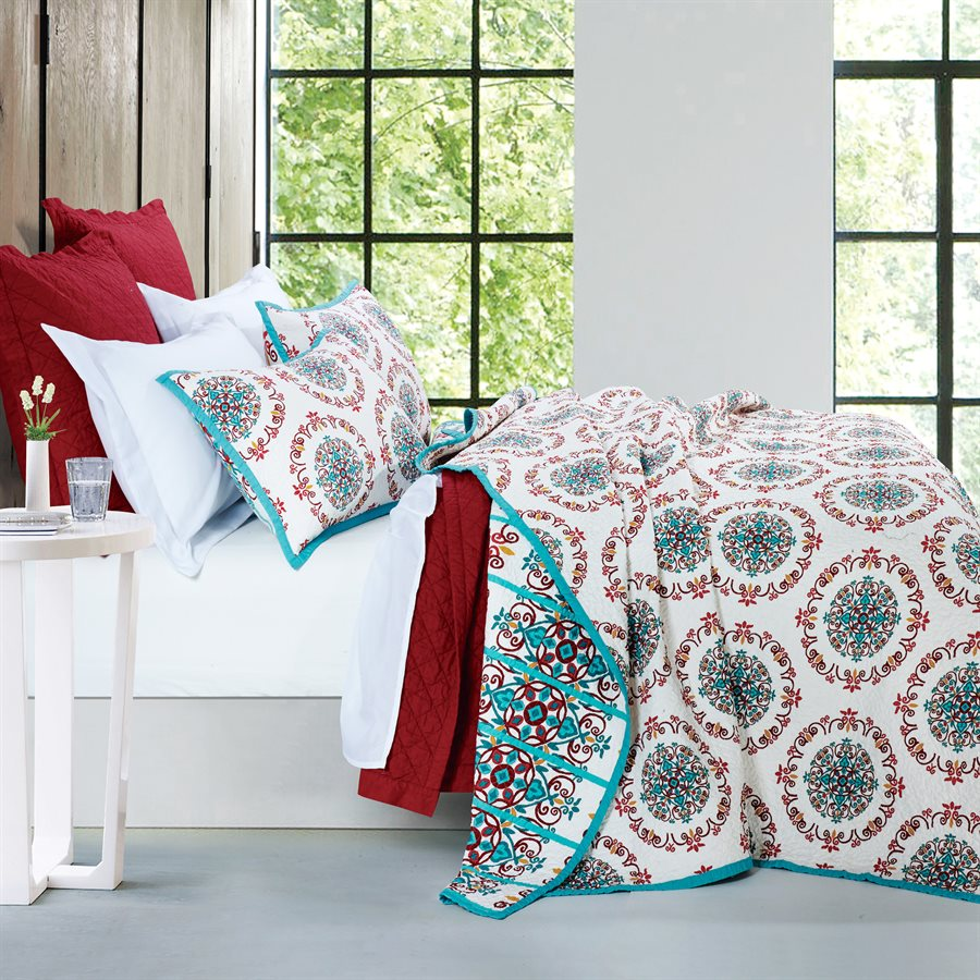 Sonora 2PC Quilt Set - Twin