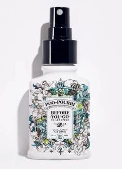 Poo~Pourri 4 oz - Vanilla Mint