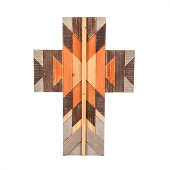 Wooden Wall Cross
