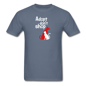 Adopt don't Shop Men's T-Shirt