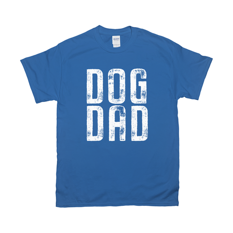 Image of Dog Dad T-Shirts
