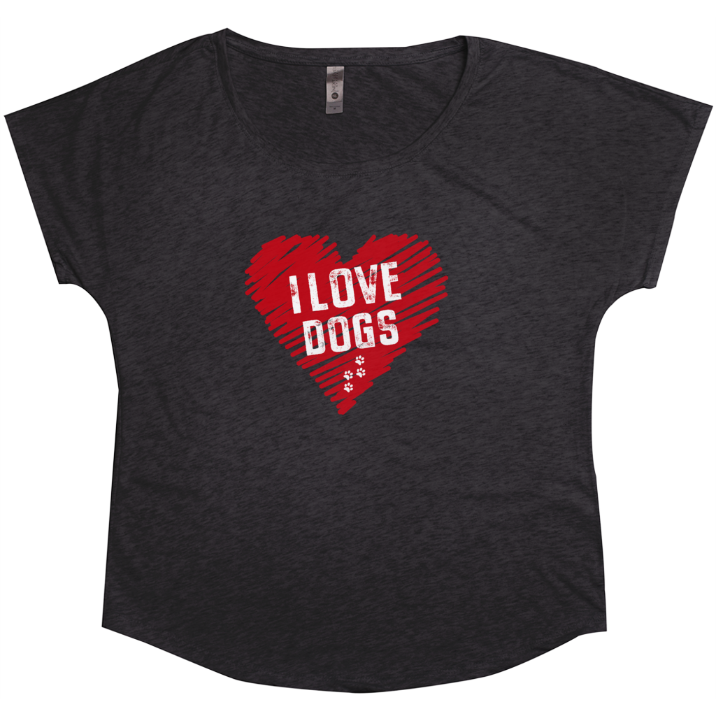 I love Dogs Women's T-Shirts