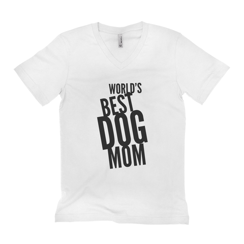 World's Best Dog Mom T-Shirts