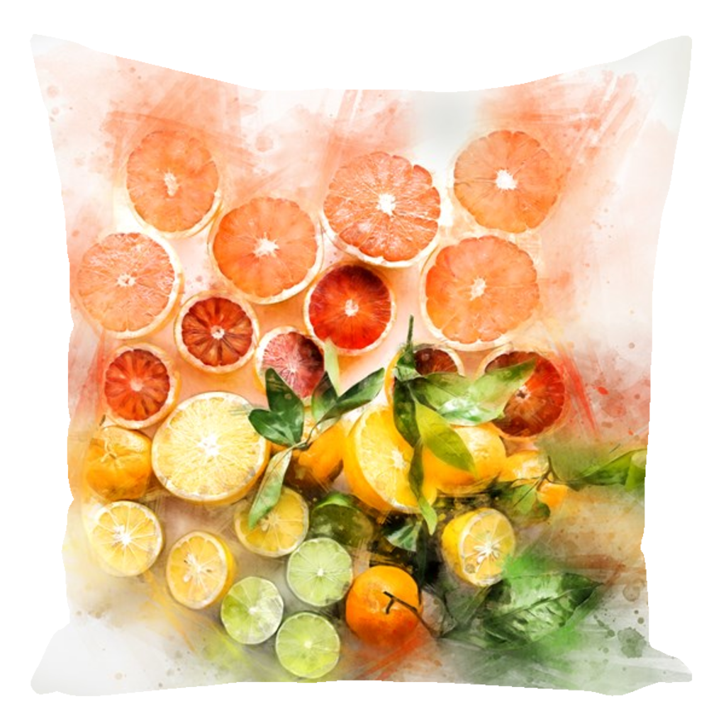Fruit Throw Pillows