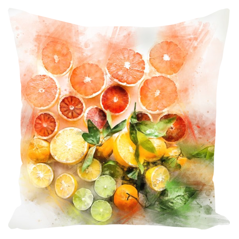 Image of Fruit Throw Pillows