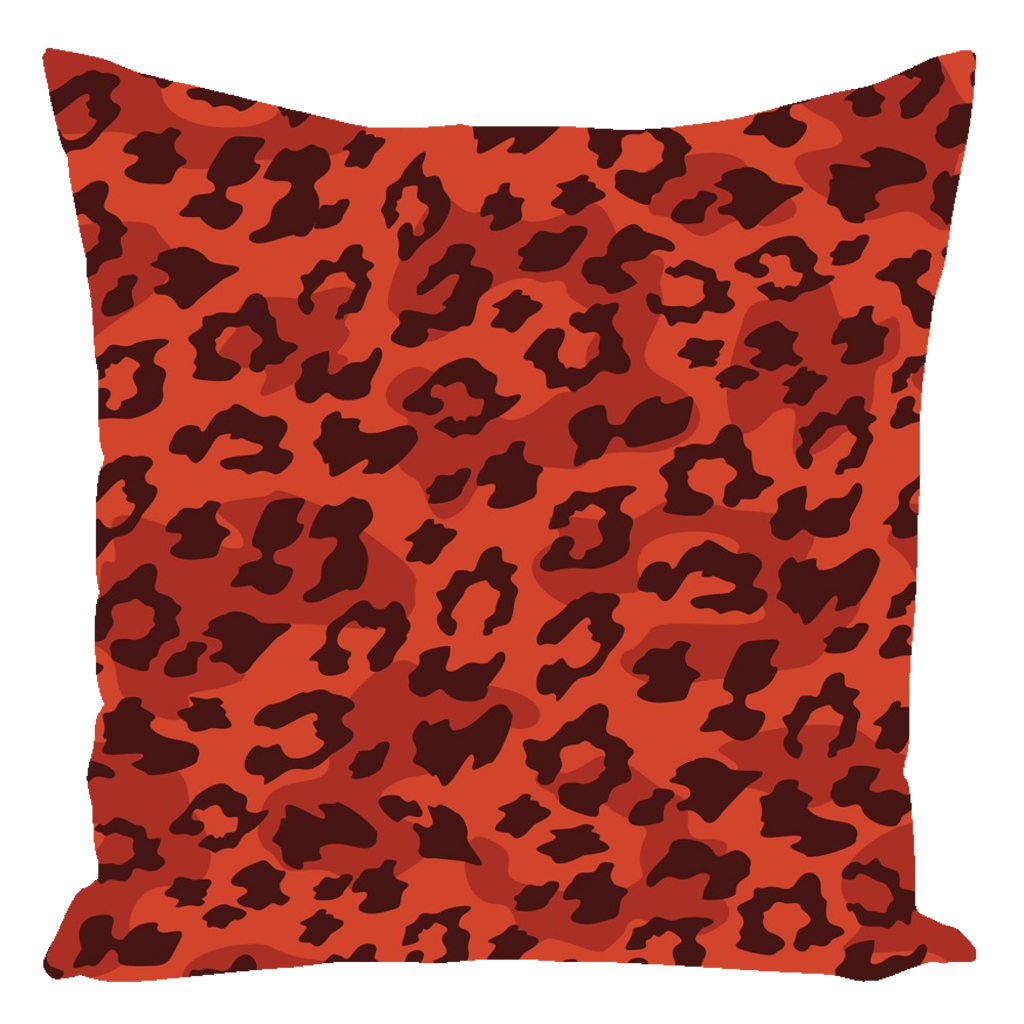 Leopard Pattern Pollows Throw Pillows