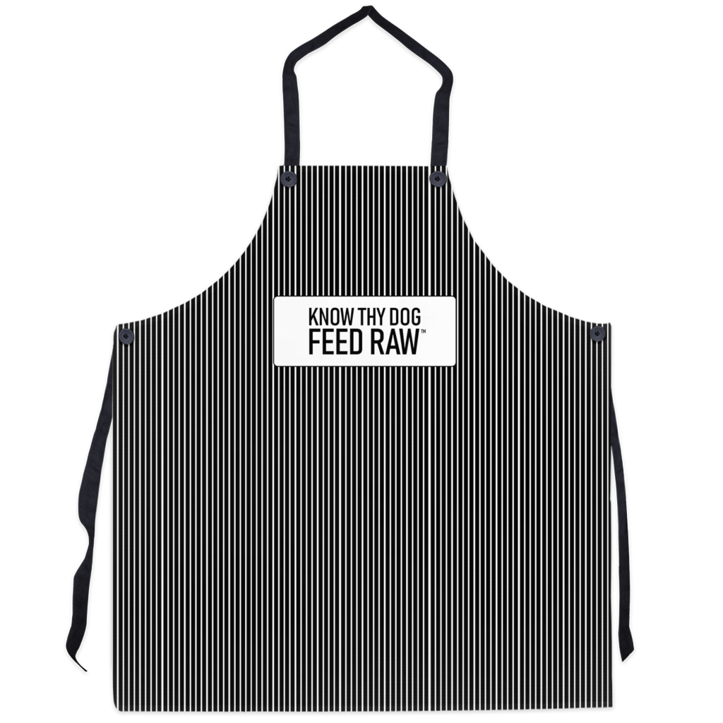 Aprons - Know Thy Dog Feed Raw
