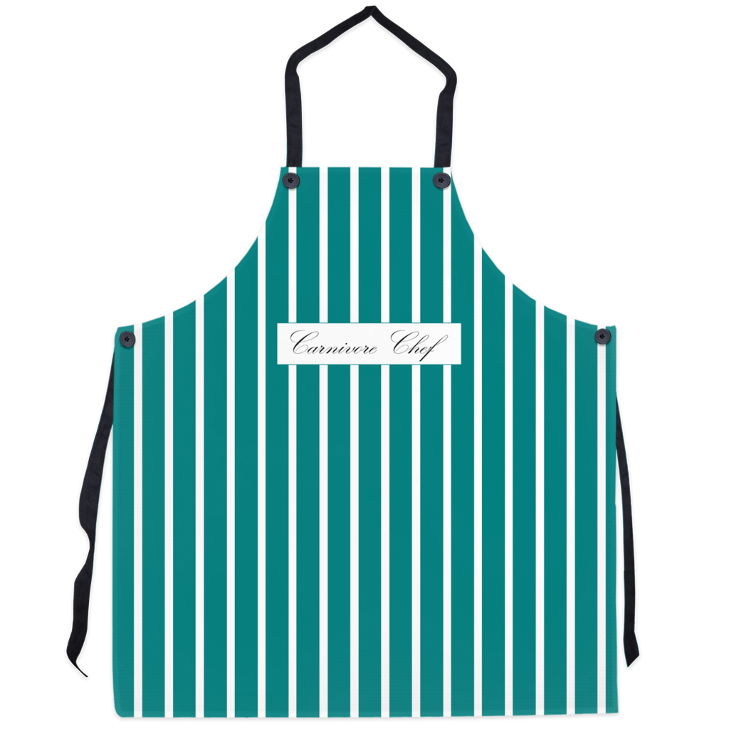 Carnivore Chef Aprons for Raw Feeders