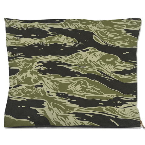 Image of Water Resistant Dog/Cat Bed- Camouflage Design
