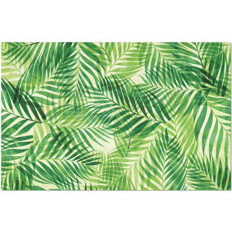Image of Palm Leaves Placemat