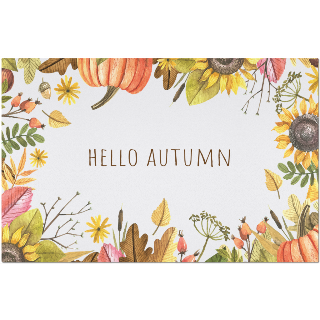 Autumn Placemat