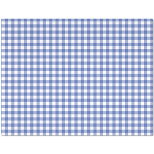 Classic Blue Checkered Placemat