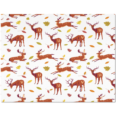 Image of Deer Pattern Placemat