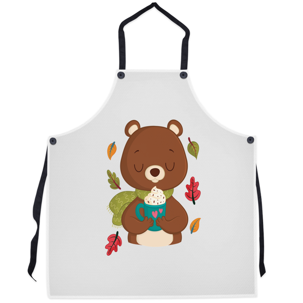 Cute Dog Apron