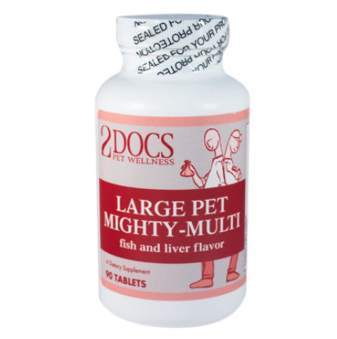 Multivitamin for dogs for large dogs