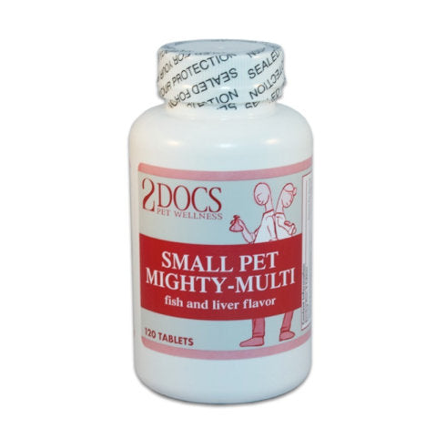 Multivitamin for small dogs.