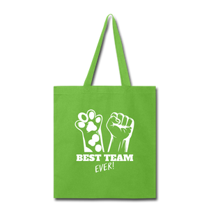 Best Team Ever Tote Bag