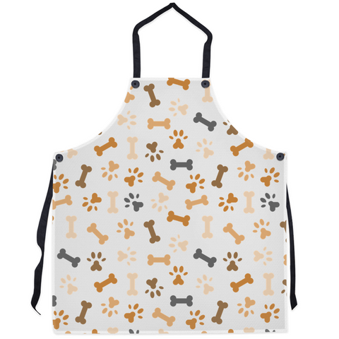 paws and Bones Aprons - Apron for dog Lovers
