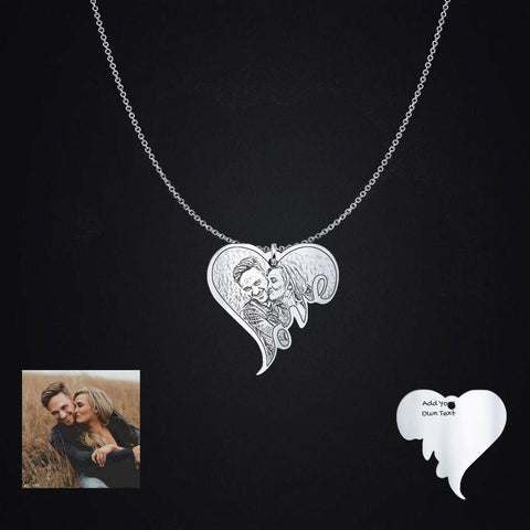 Image of Love Photo Pendant