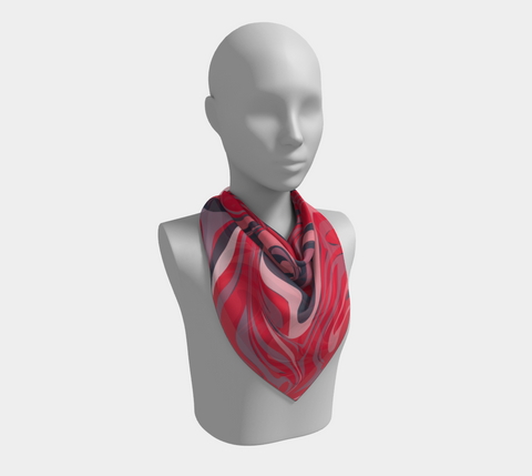 Image of Colorful Scarf