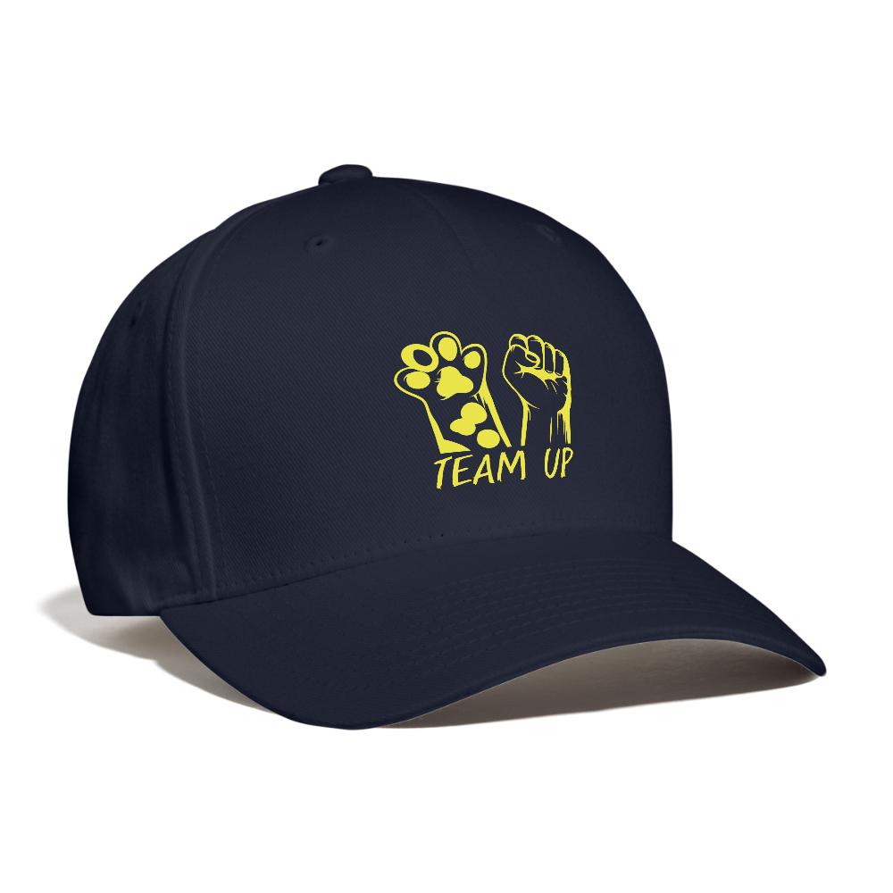 Team Up Baseball Cap - navy