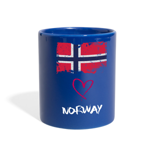 I love Norway Full Color Mug