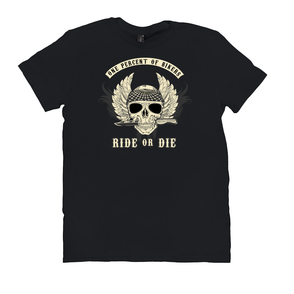 Ride or Die T-Shirts - Biker Shirt