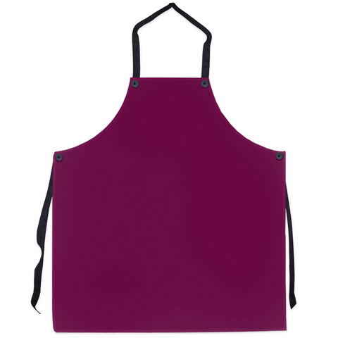 Solid Color Aprons - Samba - Burgundy