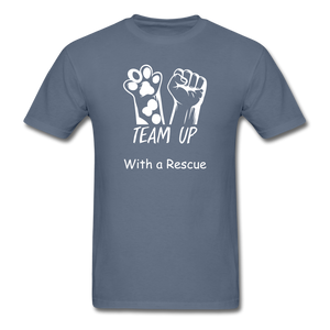 Team Up with a Rescue Men's T-Shirt