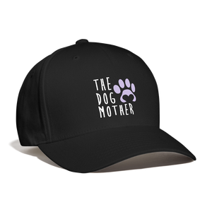 The Dog Mother - Baseball Cap - black