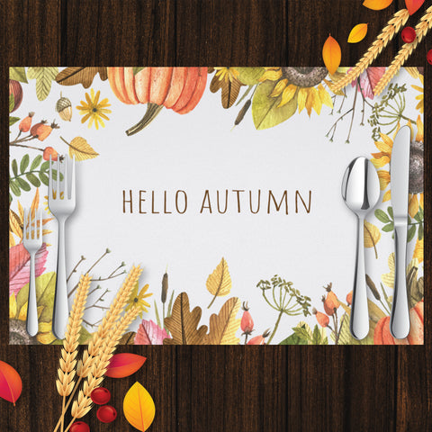 Image of Autumn Placemat