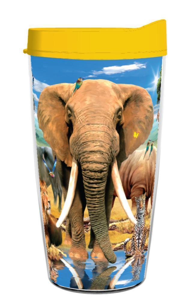 The Big Five Wrap 16OZ Tumbler