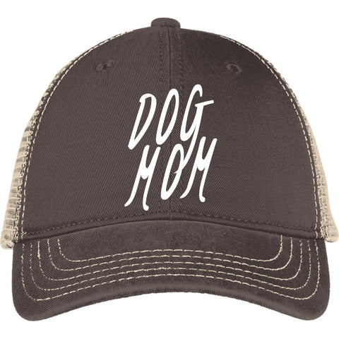 Image of Dog Mom Mesh Back Cap for Cooling
