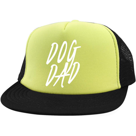Image of DT624 District Trucker Hat with Snapback